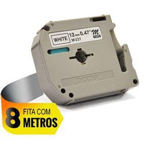 Fita-Rotuladora-12MM-X-8M-White-Brother-M231